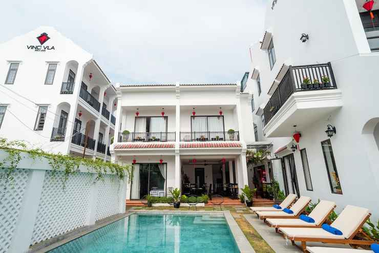 SWIMMING_POOL Vinci Villa Hội An