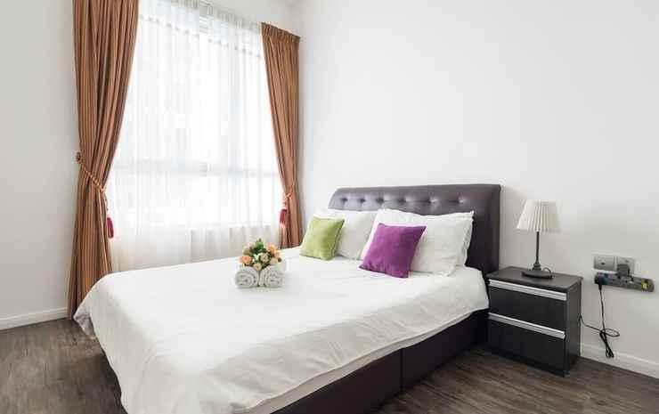 Five Senses Suite @ M Suite KLCC Kuala Lumpur - Suite Premium, dapur, pemandangan kota
