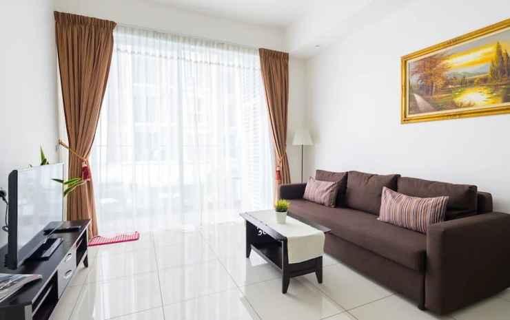Five Senses Suite @ M Suite KLCC Kuala Lumpur - Suite Presidensial, 1 kamar tidur, dapur, pemandangan kolam renang