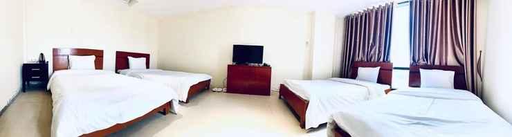 BEDROOM Khách sạn Red River View