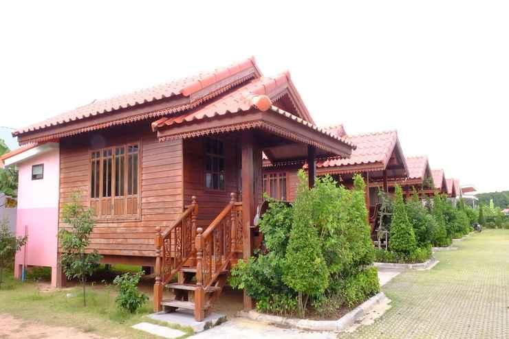 EXTERIOR_BUILDING บ้านไม้หอม รีสอร์ท