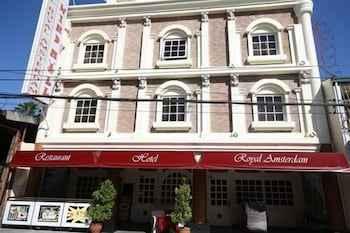 EXTERIOR_BUILDING Hotel Royal Amsterdam