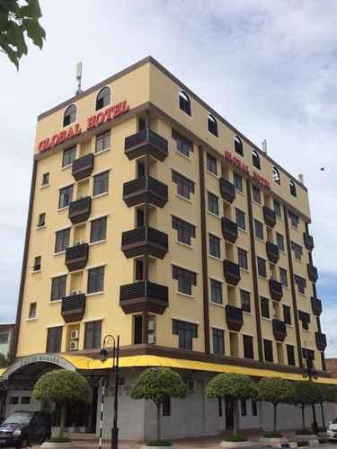 EXTERIOR_BUILDING Global Hotel