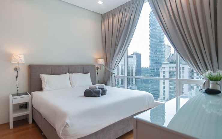 Soho Suites KLCC by leala Kuala Lumpur - Apartemen Comfort, 3 kamar tidur, 2 kamar mandi, pemandangan kota