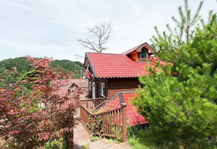 EXTERIOR_BUILDING Hoengseong Cheongtaesan Healing Pension