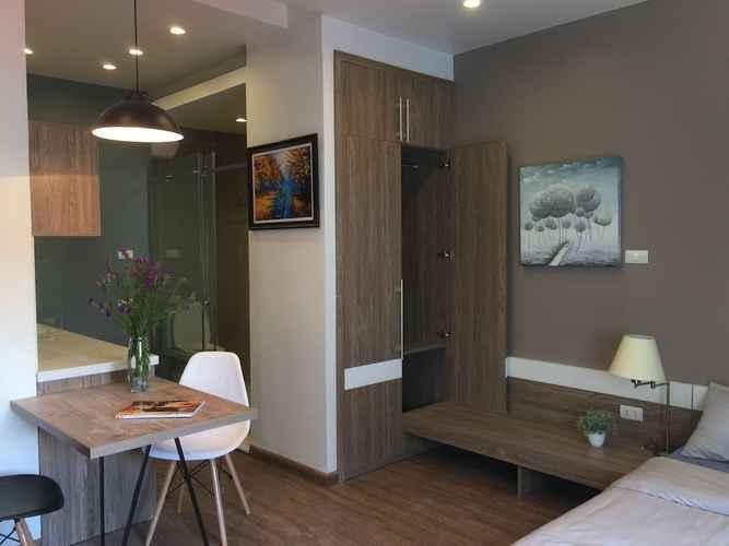 BEDROOM Unique Serviced Apartment