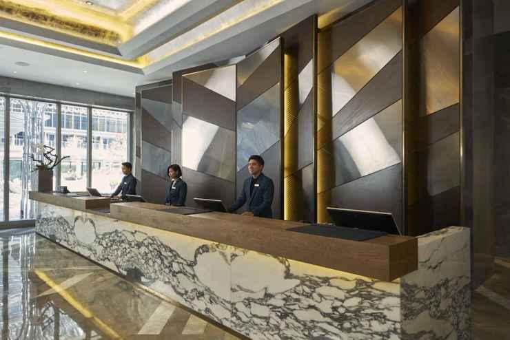 LOBBY Hilton Manila