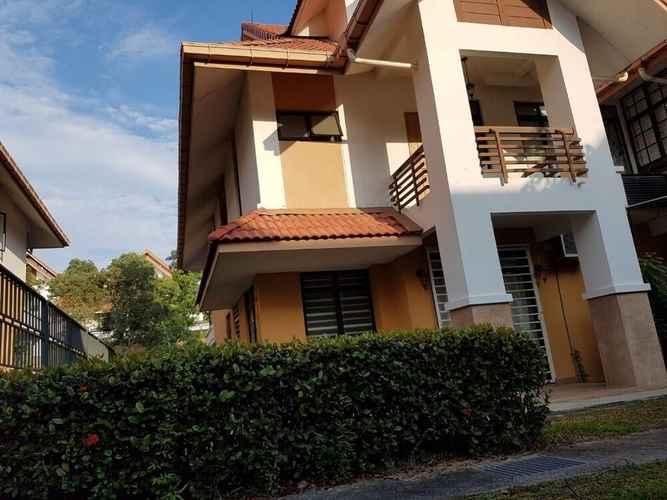 EXTERIOR_BUILDING Cozy Putrajaya Homestay