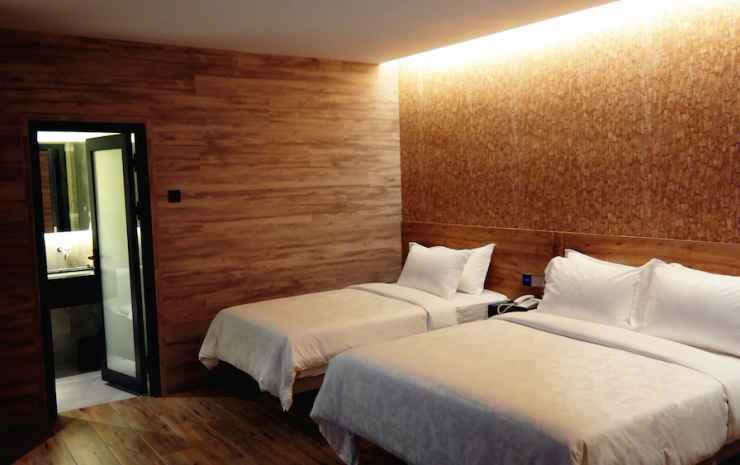 Hotel Legend Boutique Johor - Kamar Triple