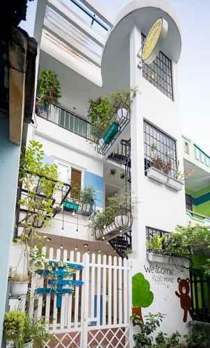 EXTERIOR_BUILDING Rose Garden Homestay Đà Nẵng 2