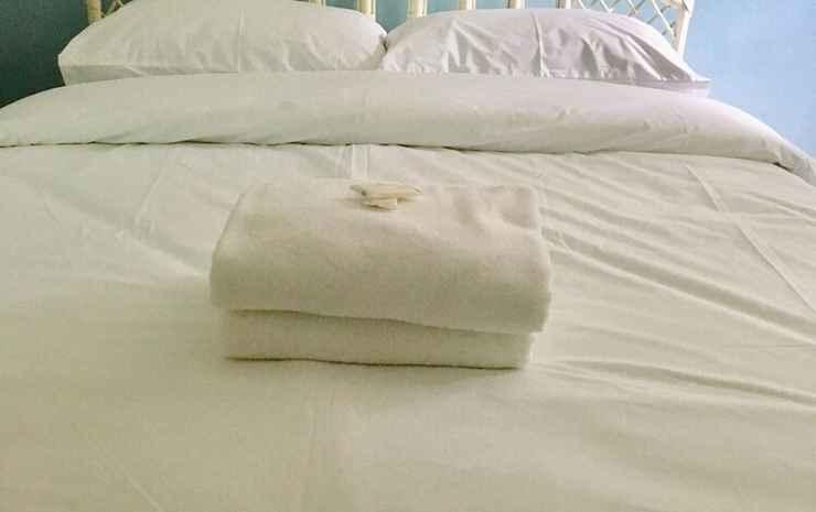 White Lodge Bangkok - Kamar Double Basic, 1 Tempat Tidur Queen, non-smoking, pemandangan kota
