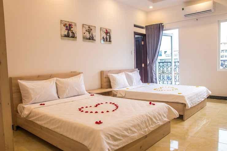 BEDROOM Khách sạn Maika