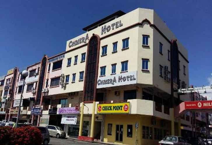 EXTERIOR_BUILDING Chimera Hotel
