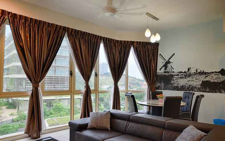Holi Afiniti Themed Suites Johor - Apartemen, 1 kamar tidur