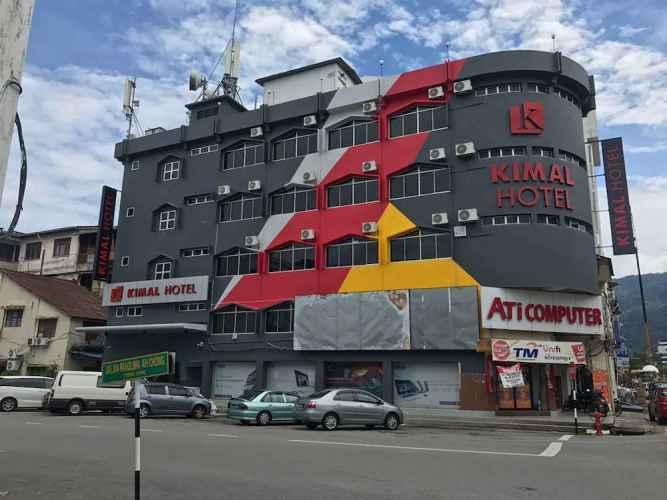 EXTERIOR_BUILDING Kimal Hotel Taiping