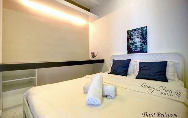 Platinum Suites KLCC - Vale Pine Luxury Homes Kuala Lumpur - Suite Premium, 3 kamar tidur, bathtub