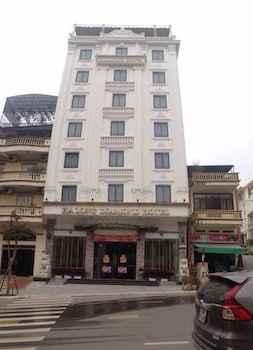 EXTERIOR_BUILDING Khách sạn Hạ Long Diamond