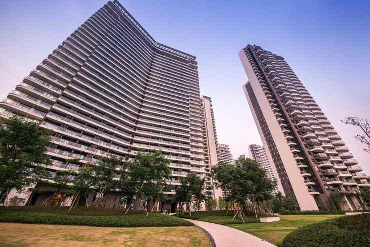 EXTERIOR_BUILDING Estay Apartment CRC Xiaojing Bay Huizhou