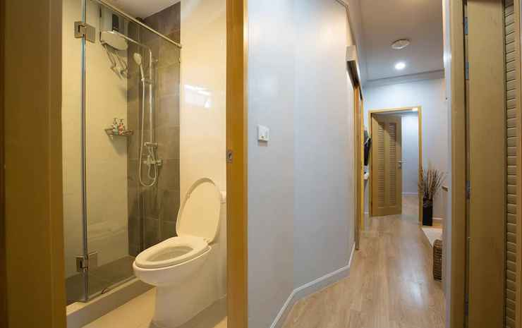 Pamahouse Boutique Hostel Bangkok - Family Suite Room