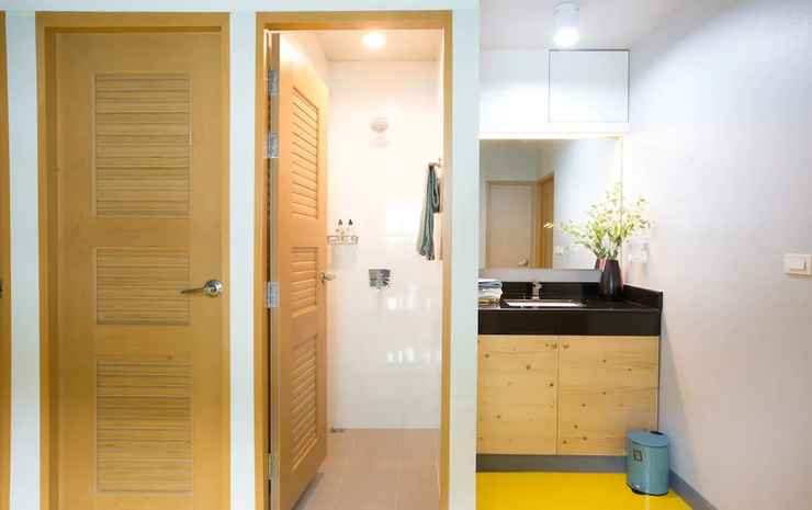 Pamahouse Boutique Hostel Bangkok - 4-Bed Female Dormitory