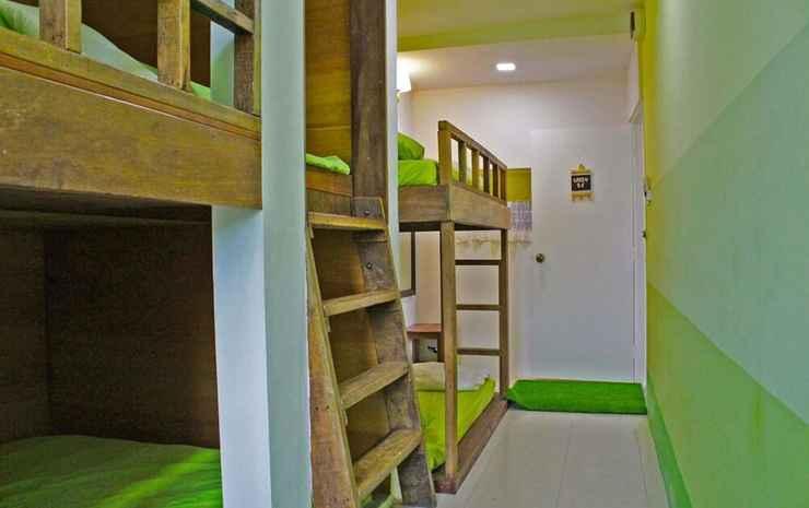 YESIDoChapel @ Bukit Indah, R.O.M Church Johor - Chalet Khas, Beberapa Tempat Tidur, kamar mandi pribadi, pemandangan kebun