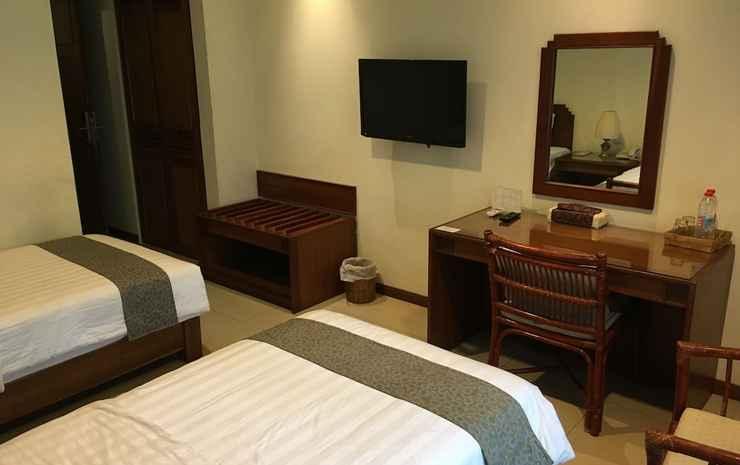 Hotel Paniisan Bandung Bandung - Kamar Standar, 2 kamar tidur