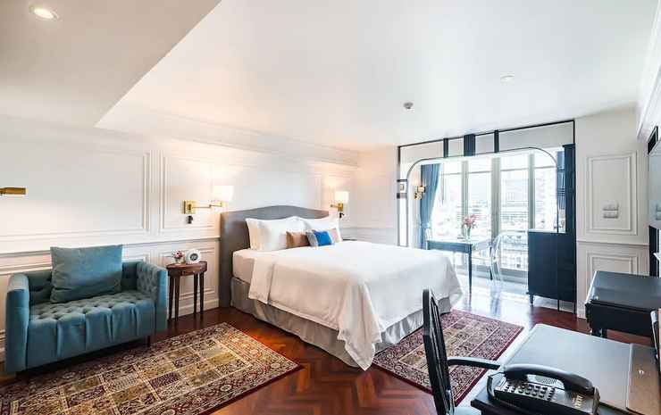 Akara Bangkok Bangkok - Siam Suite Twin Room