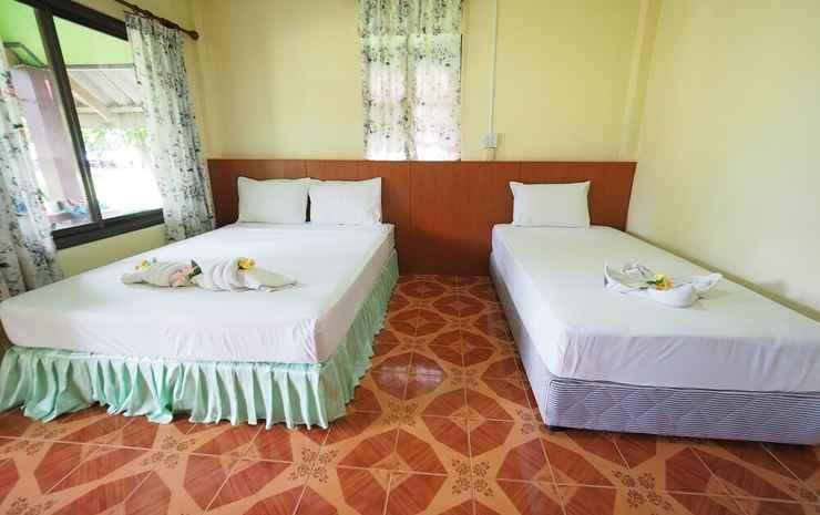 Green Garden Resort Krabi - Standard Triple Bungalow Aircon