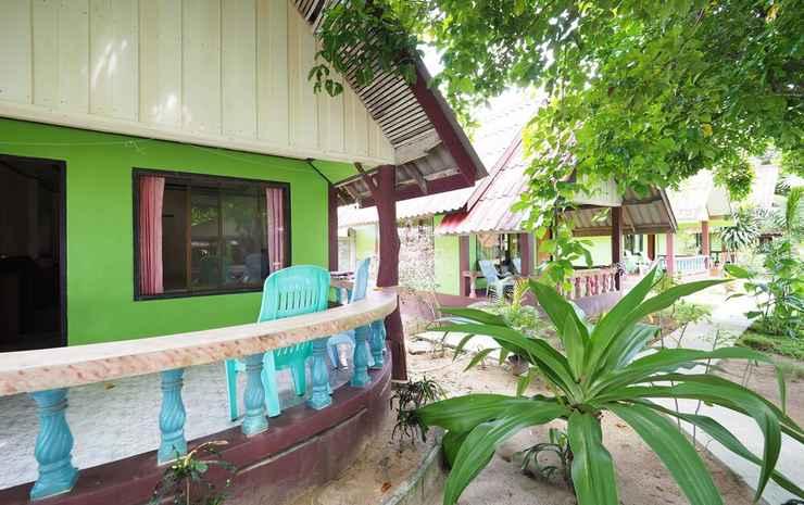 Green Garden Resort Krabi - Standard Triple Bungalow Fan