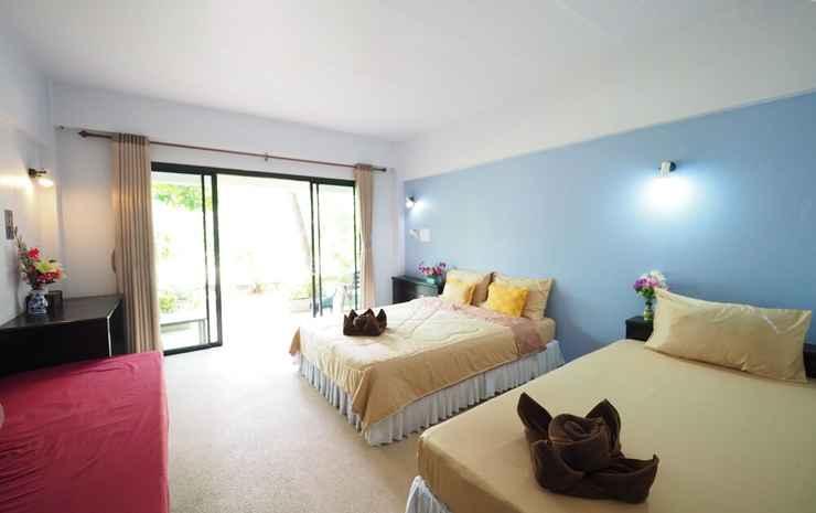 Green Garden Resort Krabi - Superior Triple Aircon