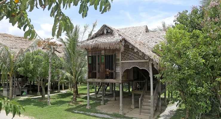 BEDROOM Kunang-Kunang Heritage Villas