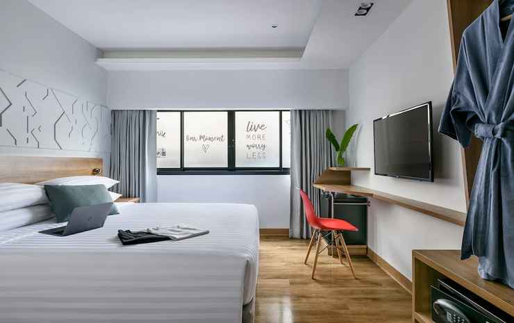 VELA be Bangkok Ratchathewi Bangkok - VELA Smart Room