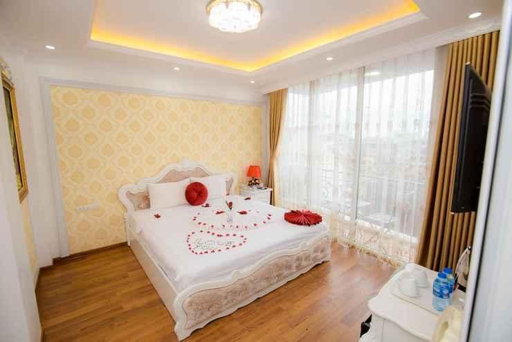 BEDROOM Hanoi Cristina Hotel & Travel
