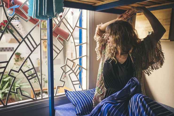 BEDROOM Touch Da Nang Hostel