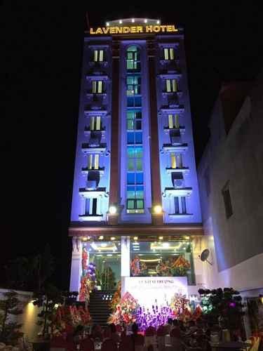 EXTERIOR_BUILDING Khách sạn Lavender