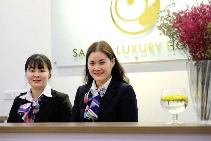 LOBBY Sammy Luxury Hotel