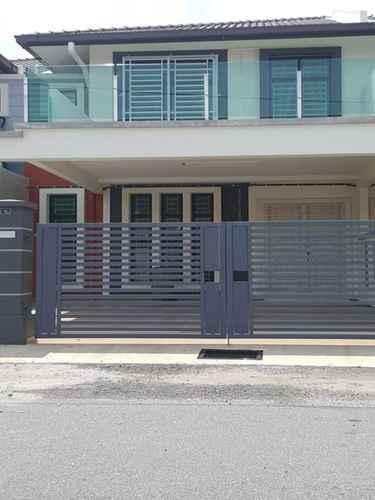 EXTERIOR_BUILDING Homestay Ainizie Melaka