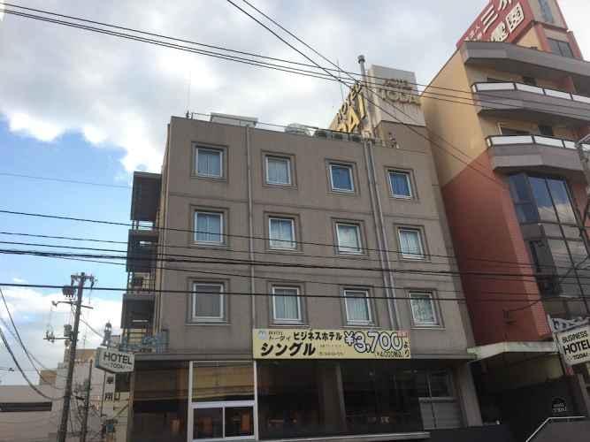 EXTERIOR_BUILDING โรงแรมโทไดอิ