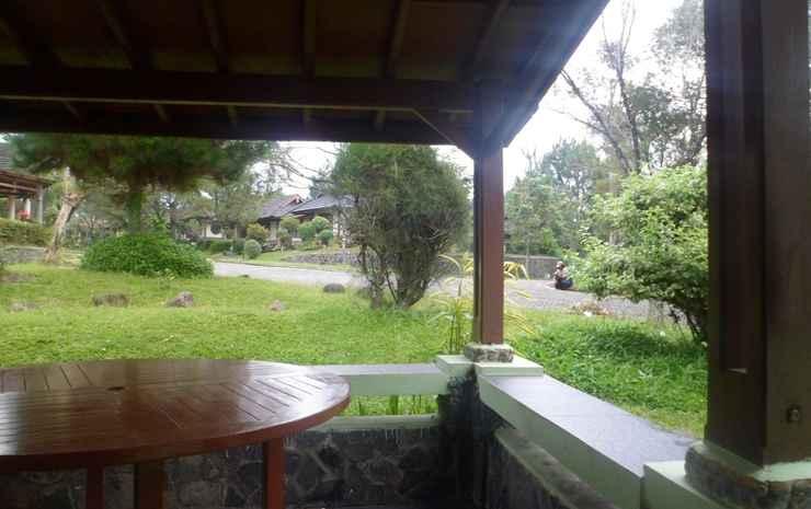 Villa Kota Bunga Seruni Puncak -