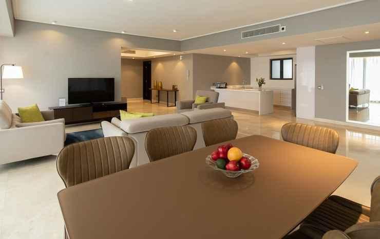 ARIVA Trillion Residences Kuala Lumpur - Apartemen Eksekutif, 4 kamar tidur, dapur, pemandangan gunung