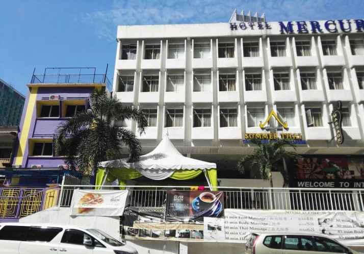 EXTERIOR_BUILDING Hotel Mercury