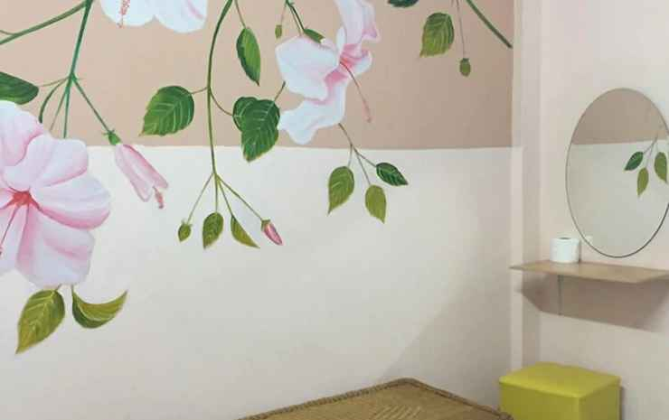 Chiang Mai Tree Hostel Chiang Mai - Double Room with Air-Conditioned