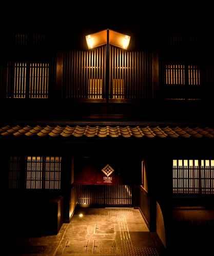 EXTERIOR_BUILDING IRORI KYOTO STATION HIGASHI-HONGANJI