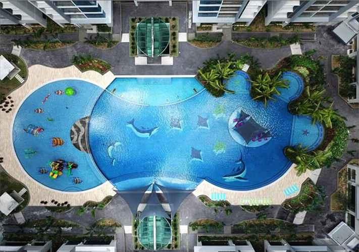 SWIMMING_POOL Atlantis Residence By V SUITES