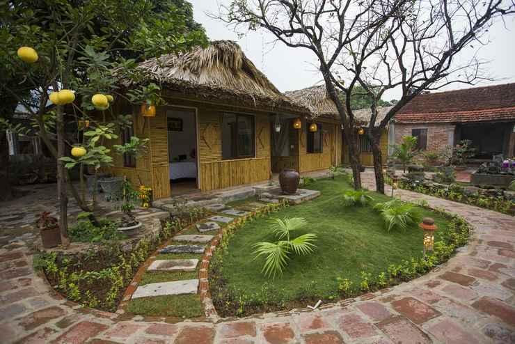 EXTERIOR_BUILDING Tam Cốc Palm House