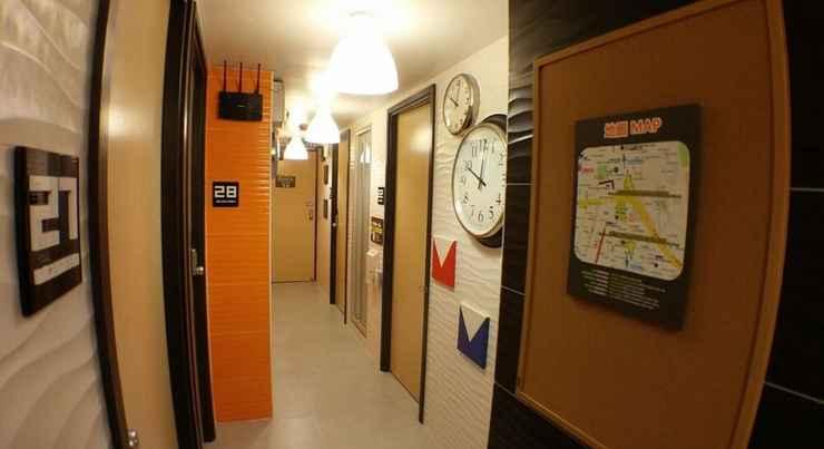 LOBBY Train Inn