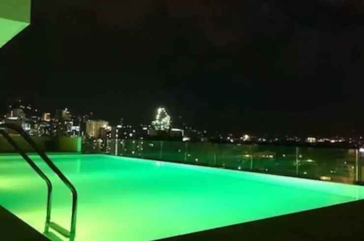 SWIMMING_POOL Cebu Infinity Pool Near Mall