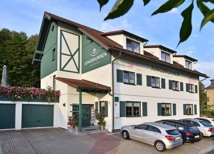 EXTERIOR_BUILDING Landhotel Jungbrunnen