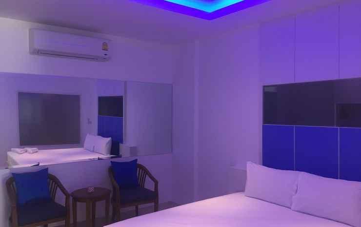 Picasso Hotel 24 Inn Chonburi - Kamar Double Deluks, lantai dasar