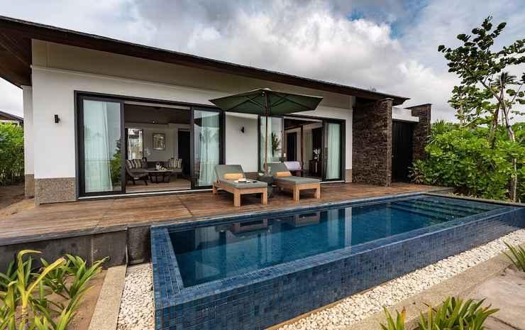 The Residence Bintan Bintan - Vila Deluks, 1 kamar tidur, menghadap pantai